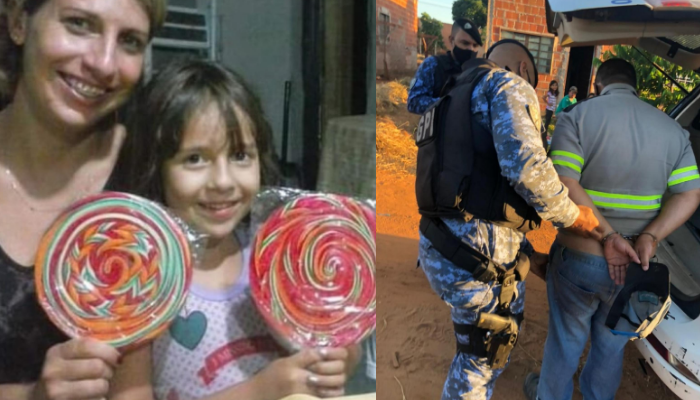 Corpo de mãe e filha estava sob obra em casa da família em Pompeia, interior de São Paulo