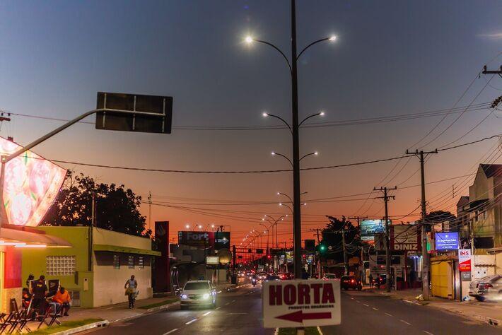 Rua de Campo Grande - MS