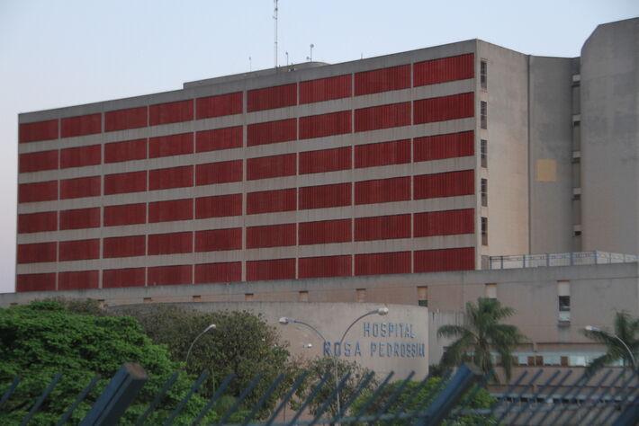 Fachada da unidade de Saúde onde teria ocorrido o crime