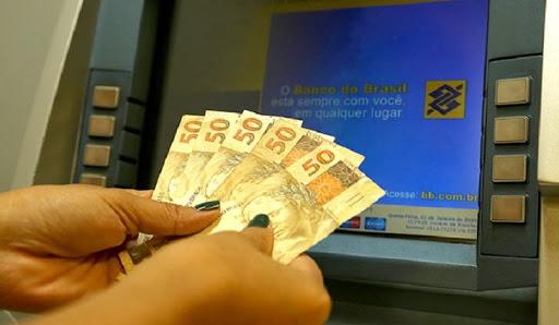 Salários depositados nas contas dos servidores de MS