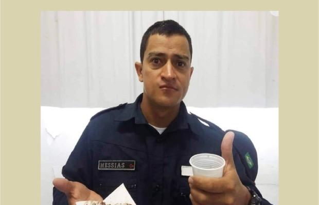 Sargento PM Messias Alves de Oliveira