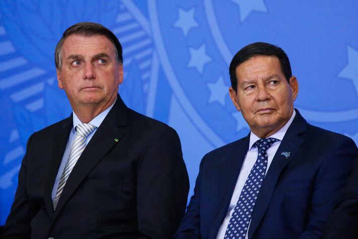 Cerimônia de posse do Ministro de Estado da Cidadania e do Ministro de Estado Chefe da Secretaria-Geral da Presidência da República; e sanção da Lei da Autonomia do Banco Central.