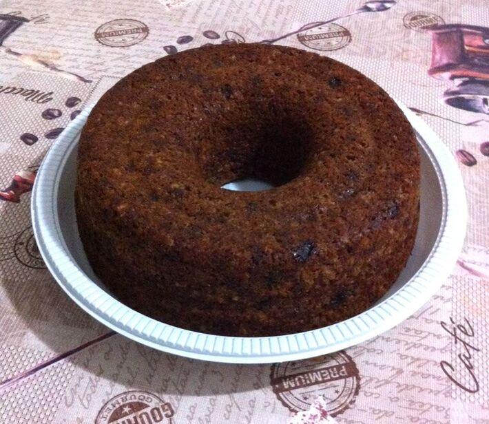 Receita de bolo integral