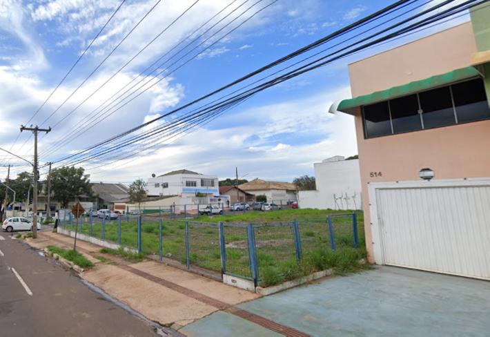 Avenida nas proximidades do númeral onde ocorreu o acidente