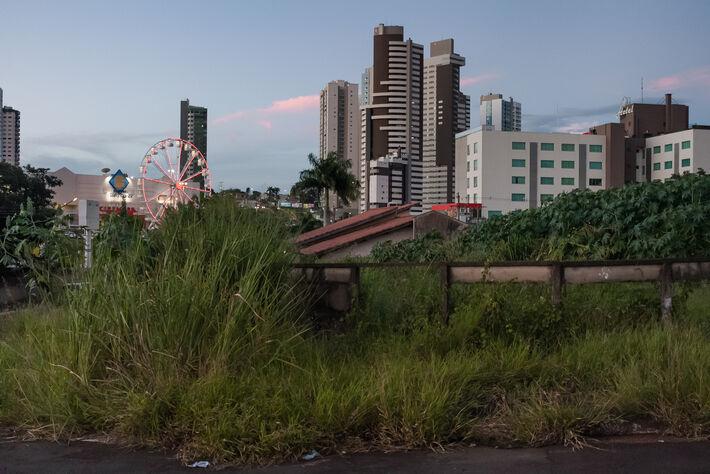 SUFGI autuará donos de imóveis, que tem até 15 dias para limparem terrenos, sob multa que pode chegar a quase R$10 mil
