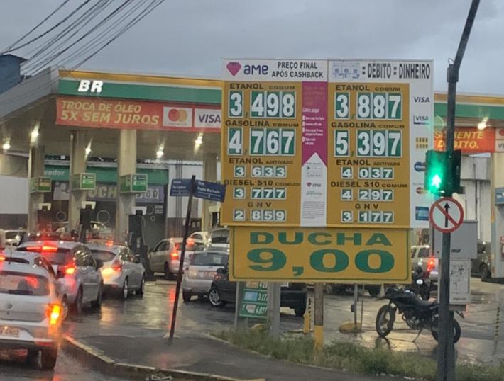 Cartel do combustível é investigado em MS