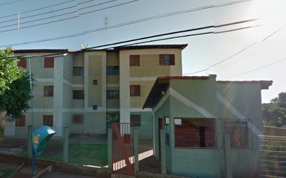 Um dos imóveis, esse em Campo Grande (MS)