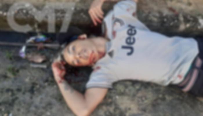 Marquinhos foi executado na tarde de ontem