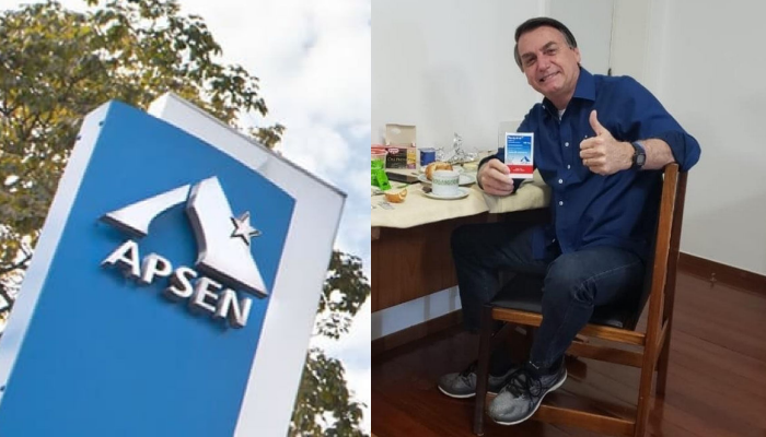 Bolsonaro constantemente faz propaganda para o produto e o governo federal gastou R$ 9 milhões com o medicamento
