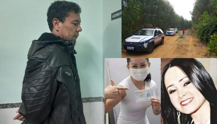 Homem confessou que matou a Priscila e indicou local onde o corpo dela estava