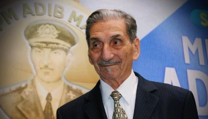 Além de militar, em 1996 Adib Massad foi eleito vereador