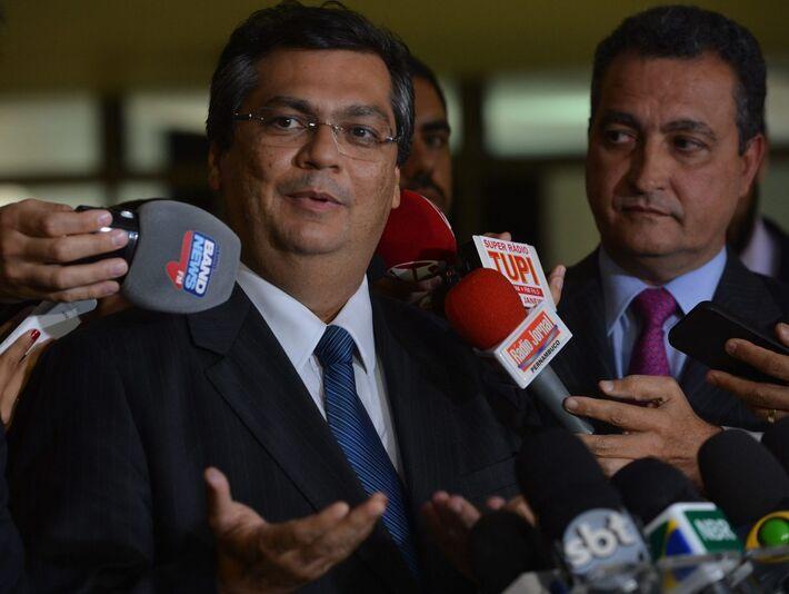 O governador do Maranhão, Flávio Dino |