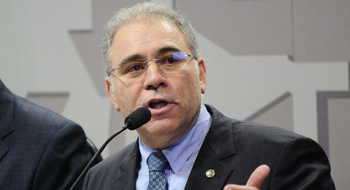 O médico Marcelo Queiroga, presidente da Sociedade Brasileira de Cardiologia