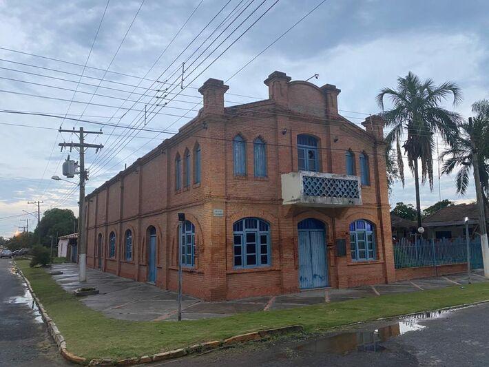 Museu Dom Jaime Aníbal Barrera em Porto Murtinho.