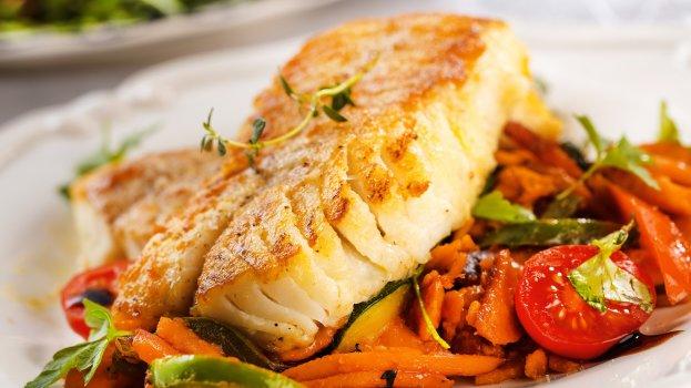 Peixe é o principal prato na Páscoa