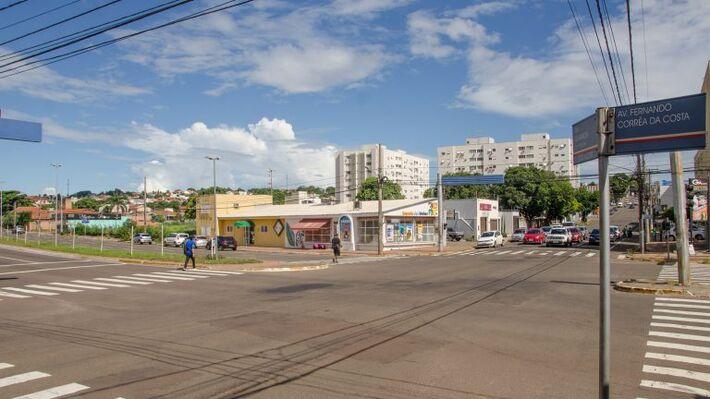 Cerca de 200 moradias populares serão construídas na esquina da Fernando Corrêa com Rui Barbosa