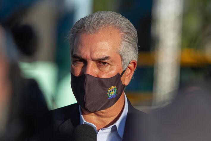 Decisão partiu do governador Reinaldo Azambuja