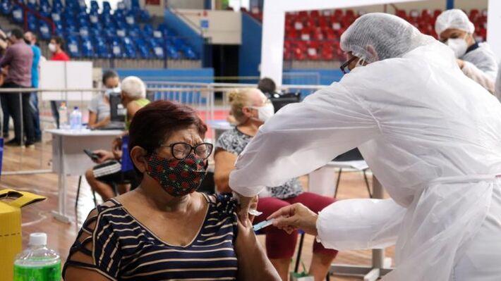 Vacinação em Campo Grande