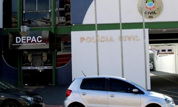 20 pessoas foram a Depac no Centro comunicar o crime