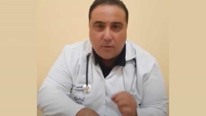 Enfermeiro defendia tratamentos falsos contra a doença