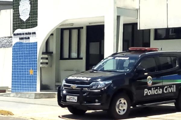 Delegacia de Polícia de Camapuã.