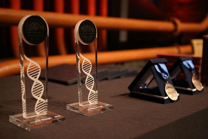 Trófeus do prêmio