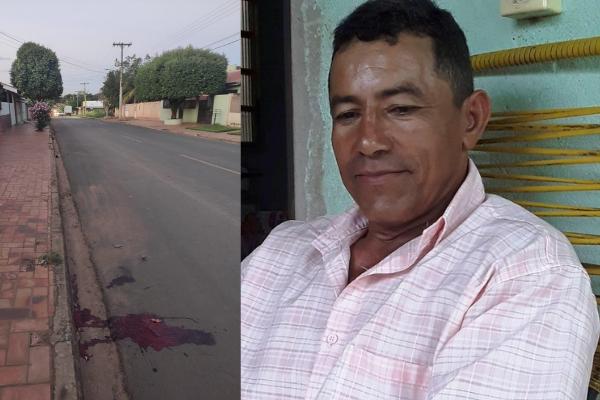 Procurado, homem mata atual da ex esposa e deixa bebê em estado grave