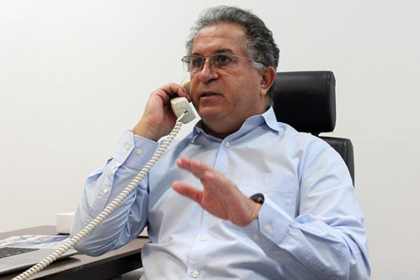 Esse é Sérgio Murilo.