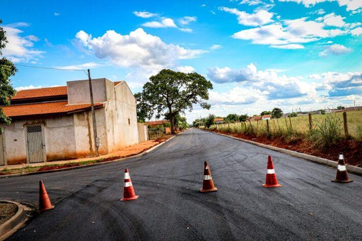 O projeto prevê obras de infraestrutura em diversas ruas do Bairro Jardim Carandá