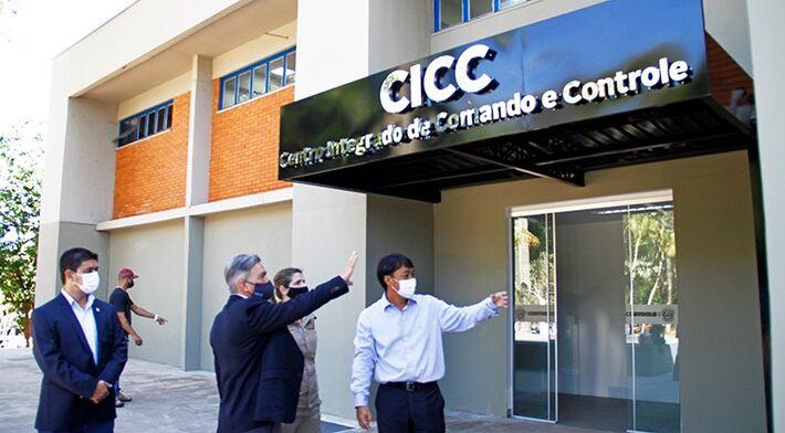 As obras do CICC tiveram início no mês de fevereiro. - Fotos: Saul Schramm