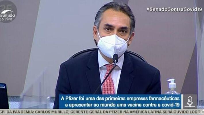 Pfizer fez oferta ao Brasil no meio do ano passado que previa o envio de 70 milhões de doses.
