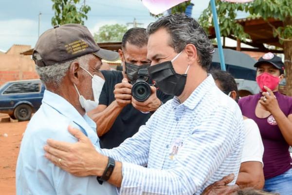 Marquinhos Trad (PSD), prefeito de Campo Grande (MS).
