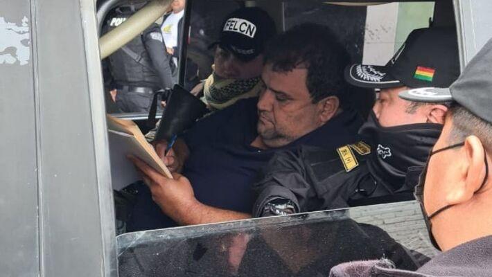 Homem teria vínculo com cartéis de droga na Colômbia e no Brasil.