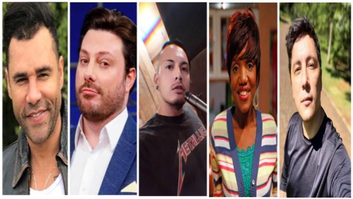 Alguns famosos que testaram positivo para Covid em maio