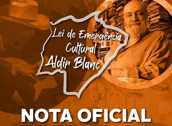 Pagamentos da Lei Aldir Blanc serão atrasados por reestruturação, aprovada 10 dias após garantida a desburocratização da LAB