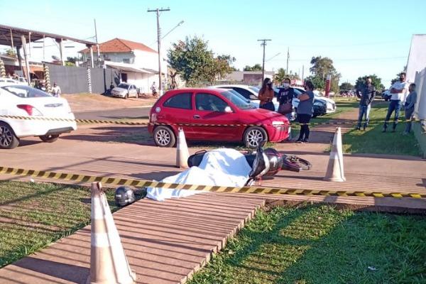 Funcionária do Hospital Regional da cidade, Naila foi morta em frente à guarita de acesso do funcionários