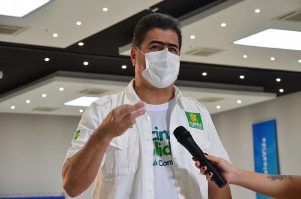 Prefeito era contra realização antes mesmo de Jair Bolsonaro anunciar Mato Grosso como uma das sedes