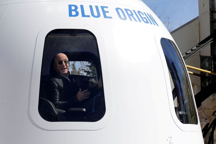 Jeff Bezos  Foto: Isaiah J. Downing/Reuters