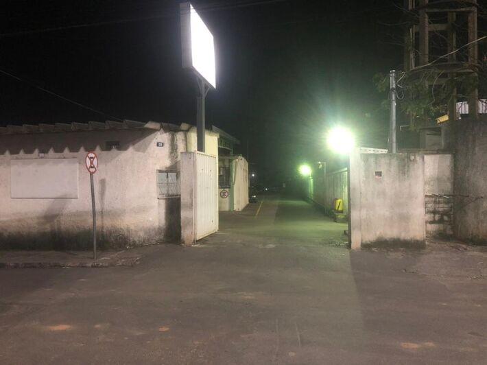 A delegacia de plantão de Ribeirão das Neves vai investigar o caso.  Foto: Júlio César Santos/G1