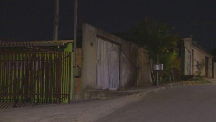Jovem morava no bairro Serra Dourada, em Ibirité, na Grande BH  Foto: Reprodução/TV Globo