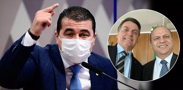 """Barros é integrante do """"Centrão"""" e, segundo Luis Miranda, Bolsonaro teria """"dado a entender"""" que """"não tem força"""" para combater o """"grupo"""""""