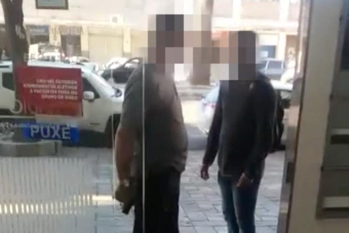 Ex-PM saca arma e ameaça pessoas que o questionaram por estar sem máscara em BH