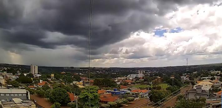 Céu de Maracaju.