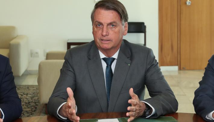 Este é Jair Bolsonaro.