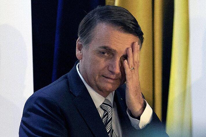 Esse é Jair Bolsonaro.