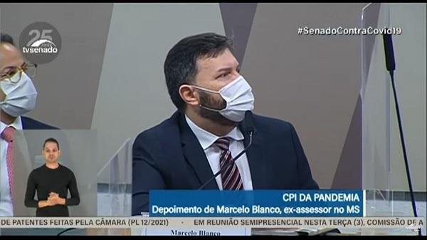Militar teria levado Dominghetti até o jantar no Brasília Shopping em 25 de fevereiro, onde houve susposto pedido de 1 dólar por vacina
