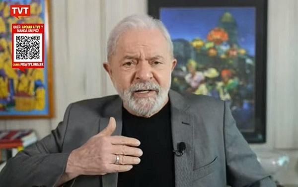 """Lula já disse que, se for concorrer às eleições """"serei [candidato] para ganhar"""""""