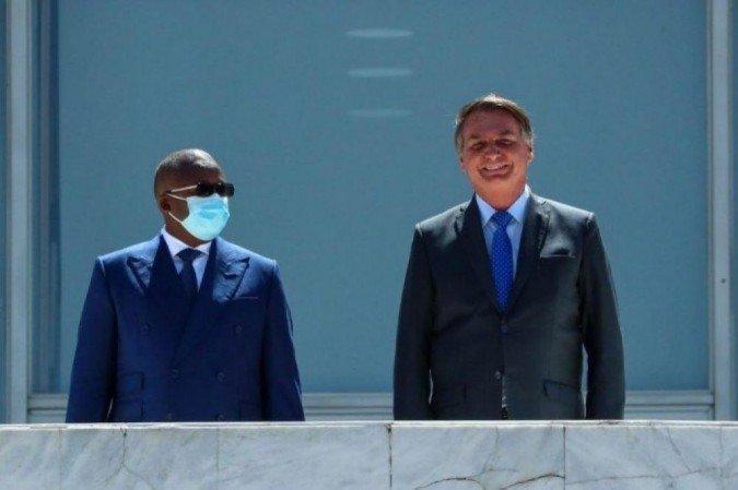 """""""Bolsonaro está isolado e a mesma coisa ocorre com Embaló: ninguém quer uma proximidade com ele na África Ocidental"""""""