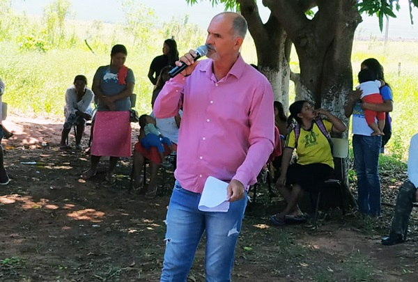 Adélio (PT) mora em 18 anos em Paranhos e sai como oposição à atual gestão do MDB