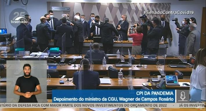 Machismo de ministro da CGU causou confusão. Foto: Reprodução